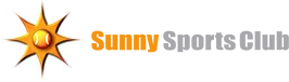 Logo | Sunny sports club, Ekali, Athens. Tennis, swimming pool, Mandy Pilates, Gymnastics, Summer Camp